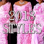 African Lace Fashion & Style 2019 APK icon
