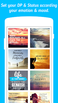 Dp And Status Best Picture Quotes Maker Apk Download For Android