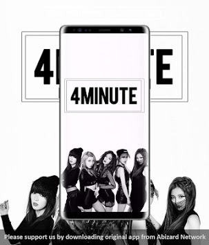 4Minute Wallpaper KPOP APK : Download v4 1 0 for Android at AndroidCrew